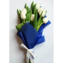 7-белых-тюльпанов